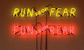 Bruce Nauman 'MindFuck' Exhibition – Hauser & Wirth, London