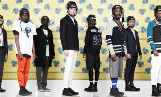 Casely-Hayford Fall Winter 2013 – Behind The Scenes
