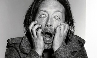 Radiohead's Thom Yorke for Dazed & Confused February 2013 Issue