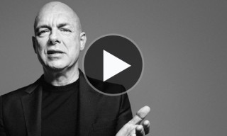 Brian Eno for Voice by Alfred Dunhill