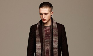 Giuliano Fujiwara Fall Winter 2013 Lookbook