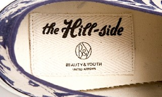 The Hill-Side for Beauty & Youth Footwear Collection