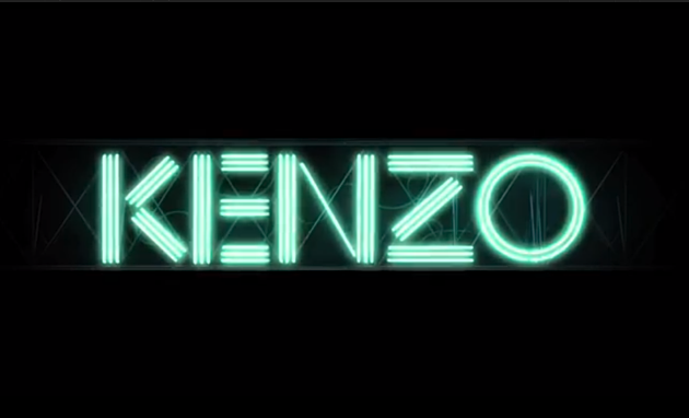 Behind the Scenes   Kenzo Spring Summer 2013 Campaign by Jean Paul Goude