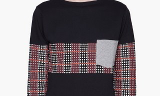 Marni Boatneck 'Domino' Spring Summer 2013 Shirt