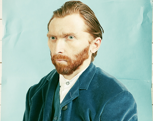Vincent Van Gogh in the 21st Century   Tadao Cern
