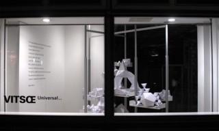 Vitsoe Create Window Display for Dover Street Market, London