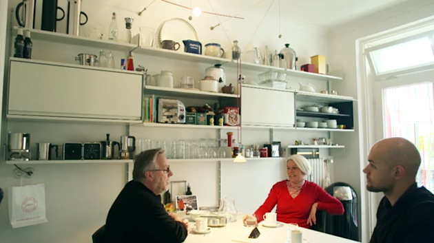 Vitsoe Presents Tidy Up Your Life
