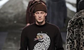 Louis Vuitton Fall Winter 2013 Collection