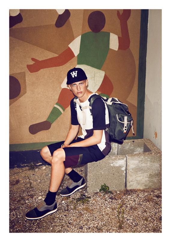 Wood Wood '3rd Movement' Spring Summer 2013 Lookbook ...