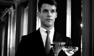 A. Sauvage Suits Up the Staff at Café Royal Hotel