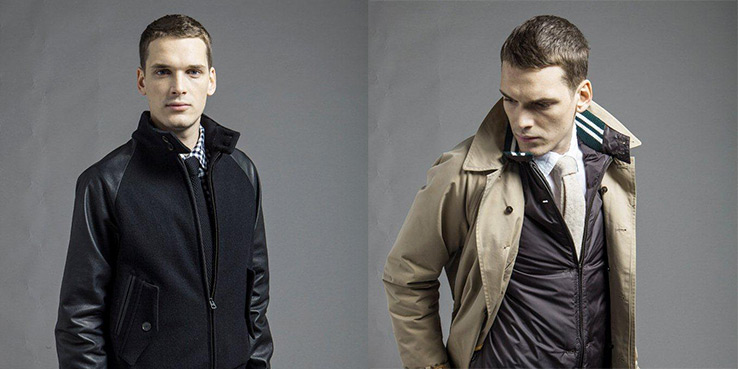 Baracuta Blue Label Men's Jackets Fall 2013 1