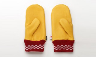 Best Made Co. Elkskin Chopper Mitts