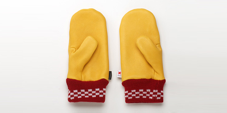 Best Made Co. Elkskin Chopper Mitts 1