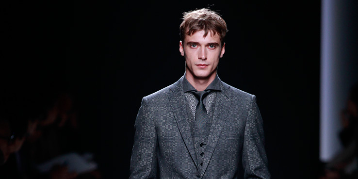 Bottega Veneta Fall Winter 2013 Men's Suiting 1