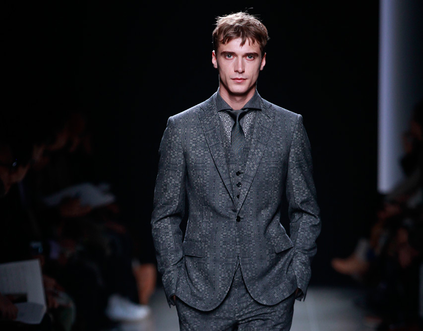 Bottega Veneta Fall Winter 2013 Men's Suiting 2