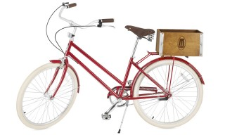 Brooklyn Cruiser for MoMa Bikes