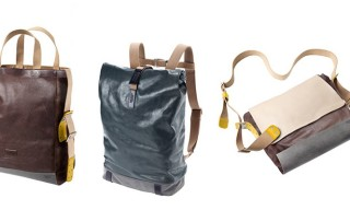 Brooks England Cult and Legacy Bag Editions for Fall Winter 2013