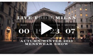 Burberry Prorsum Men's Fall Winter 2013 – Live Stream