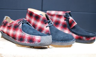 Clarks Originals Woolrich Pack