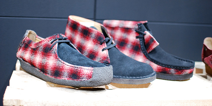 Clarks Originals Woolrich Pack 1