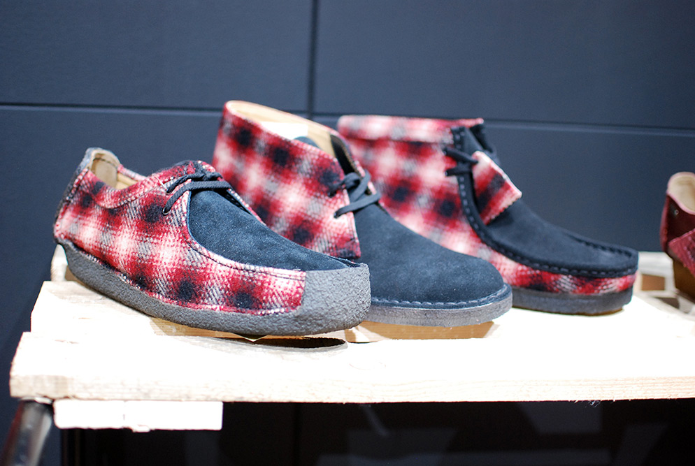 Clarks Originals Woolrich Pack 2