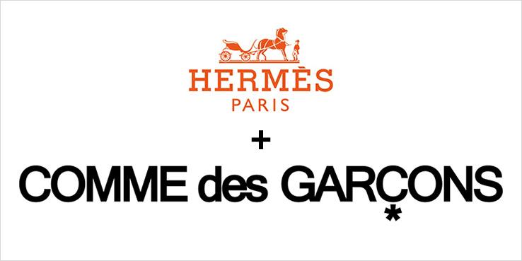 Hermes Meets Comme des Garçons - Comme des Carrés 2