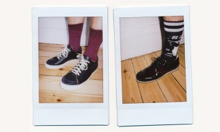 Democratique Socks for Soulland Fall Winter 2013 Collection