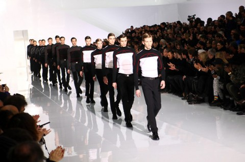 Dior Homme Fall Winter 2013 Menswear Runway Show 2