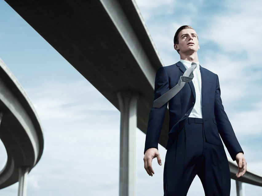 "Watch | Dior Homme ""Underpass"" Film by Willy Venderperre 2"