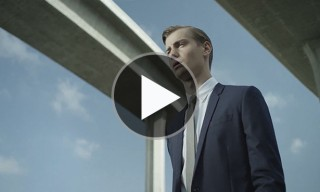 Dior Homme 'Underpass' Film by Willy Vanderperre