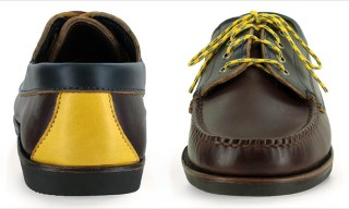 Eastland Made in Maine Camp Mocassin for Mister Mort