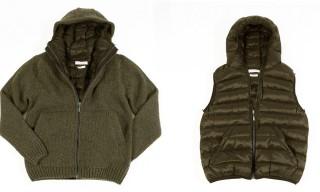 Esemplare Knitwear Beauchamp Hoodie