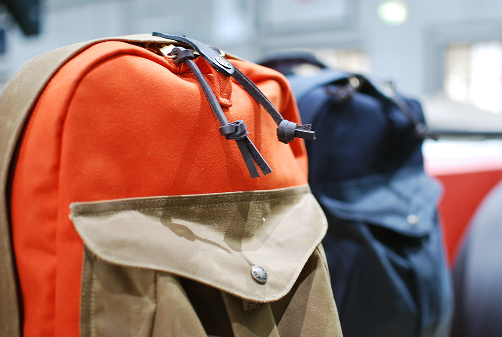 Filson Bags for Fall 2013 - Safety Orange Throughout 1