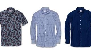 Hamilton 1883 Shirts for Spring 2013