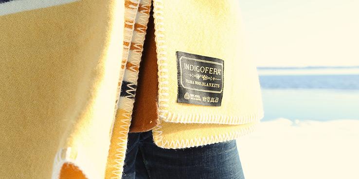 Indigofera Norwegian Blankets