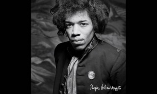 "New Jimi Hendrix Music and Album – ""People, Hell & Angels"""