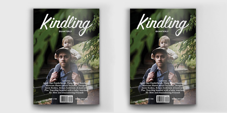 Kindling Quarterly - A Fatherhood Magazine 1