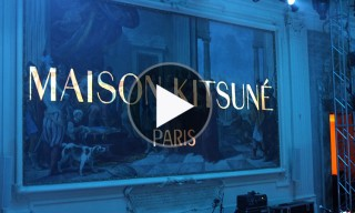 Watch | Maison Kitsuné  Fall Winter 2013 Presentation – Pitti Uomo