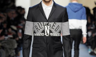 "KRISVANASSCHE ""Choose Life"" Fall Winter 2013 Menswear"