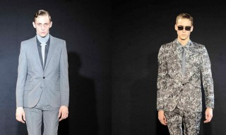 Les Hommes Fall Winter 2013 Collection