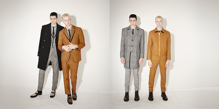 Marc Jacobs Fall Winter 2013 Menswear 1