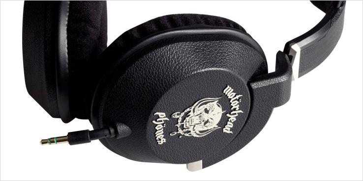 Motorheadphones - New Motorhead Headphones - In Ear - Metal