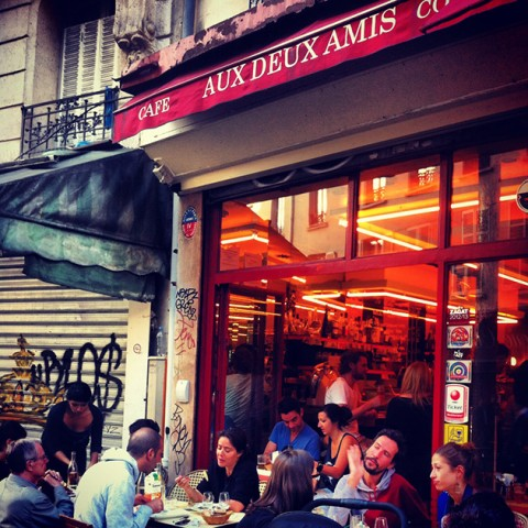 6 All Night Spots in Paris - 1
