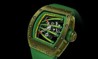 Richard Mille RM 59-01 Tourbillon for Yohan Blake
