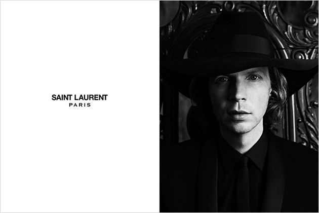 Saint Laurent Paris Spring/Summer 2013 Campaign 2