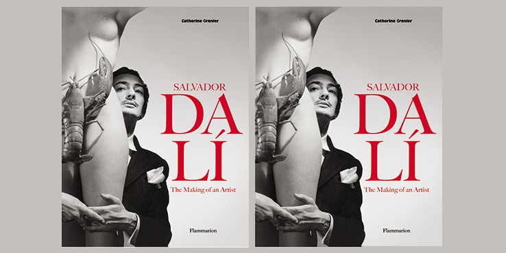 """Salvador Dalí: The Making of an Artist"" Book 1"