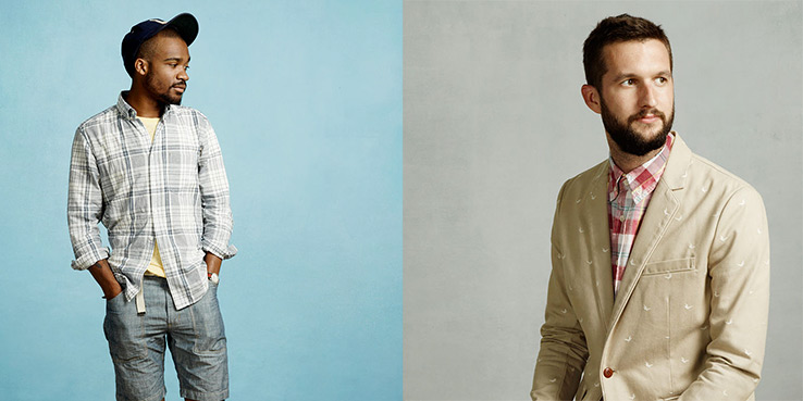 Steven Alan Men's Spring Summer 2013 - Lookbook