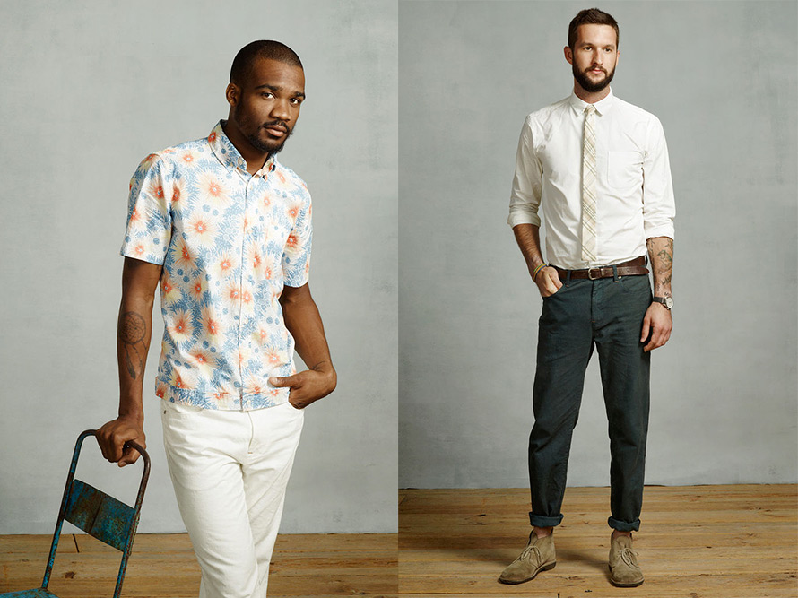 Steven Alan Men's Spring Summer 2013 - Lookbook 2