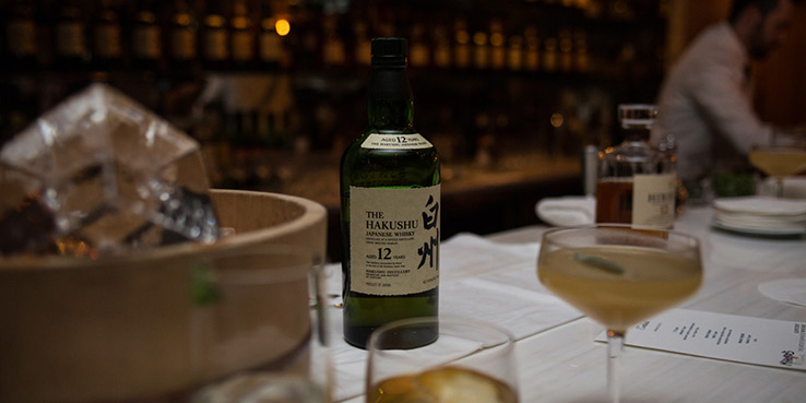 A Suntory Whiskey Tasting in New York City 1