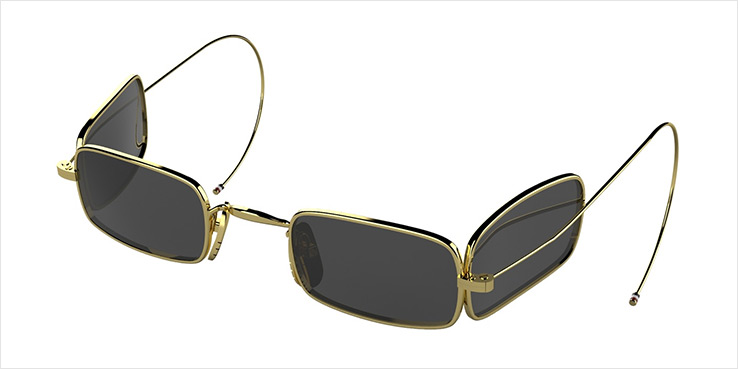 Thom Browne Eyewear Styles for Fall 2013 1